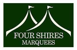 Four Shires Marquee Logo
