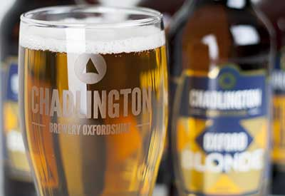 Chadlington Brewery Beer